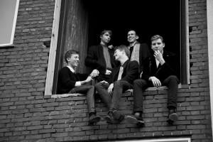 The Bleak/Blå Nætter/The White Dominos @ Råhuset   København   Danmark